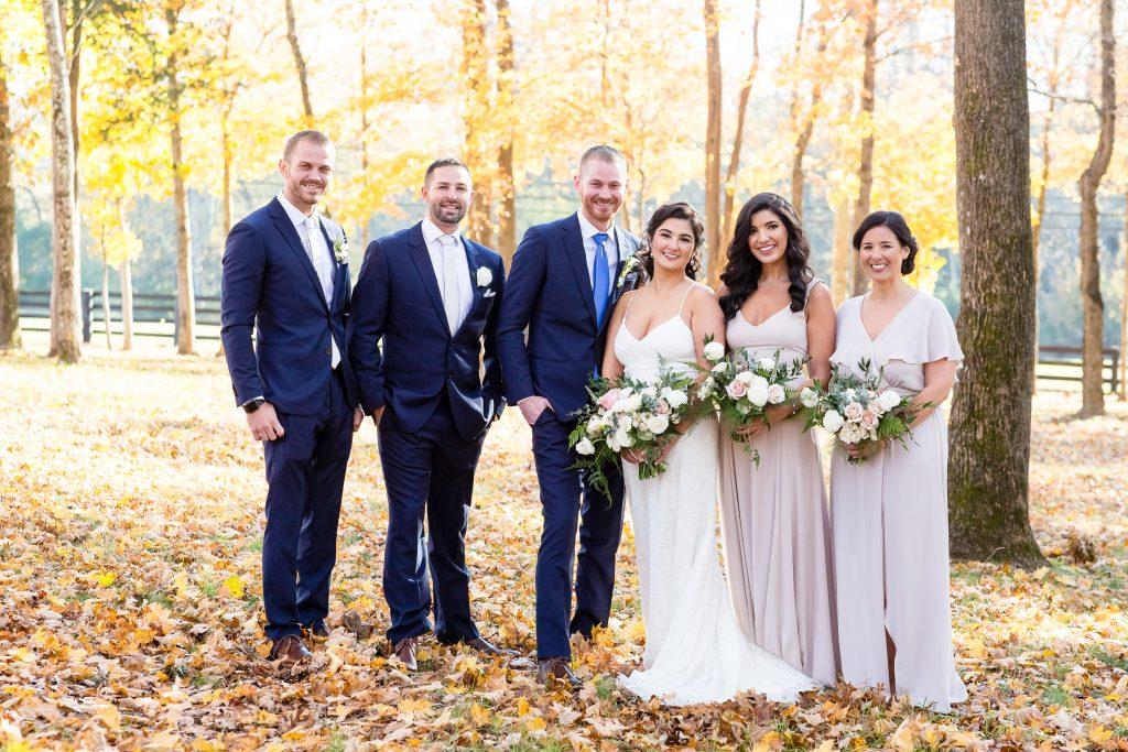 bridal party Nashville Wedding
