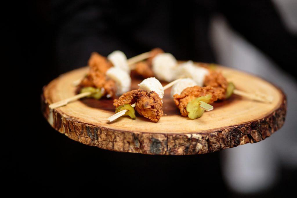 food ideas for fall wedding | LeeHenry Events