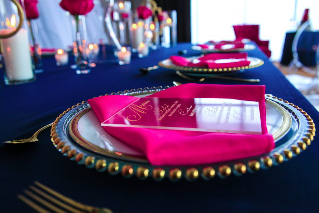 Ideas to add detail to your wedding
