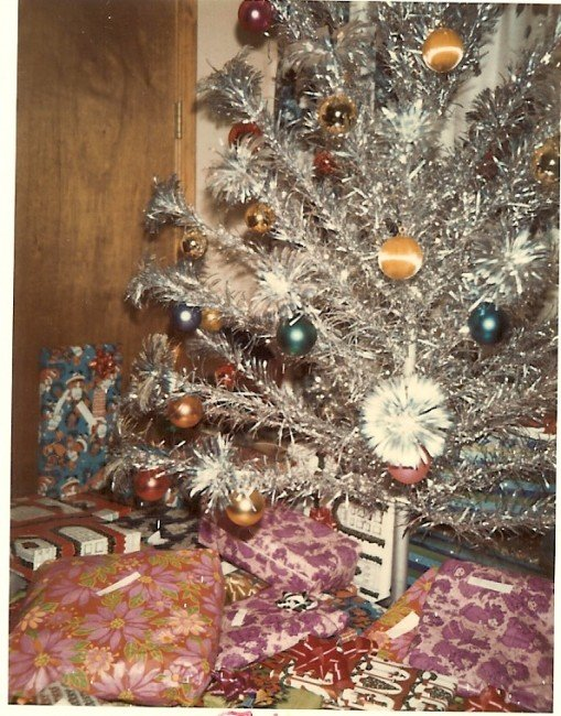 Vintage Christmas 1971