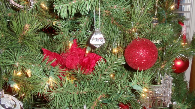 Christmas Tree with Bling