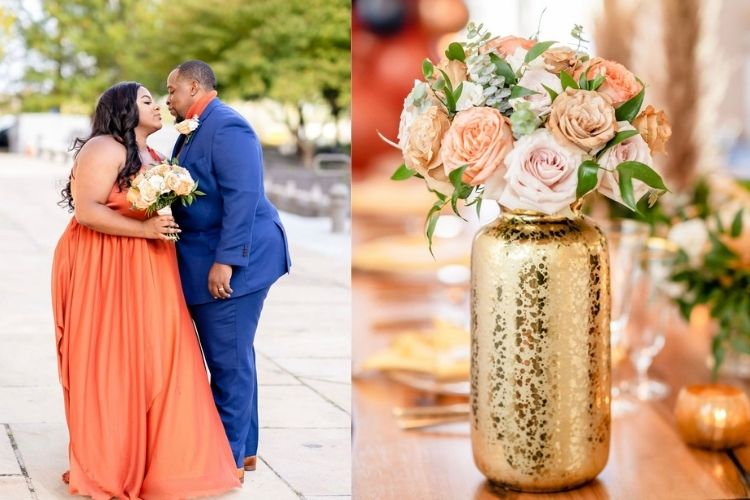 wedding floral trends   LeeHenry Events