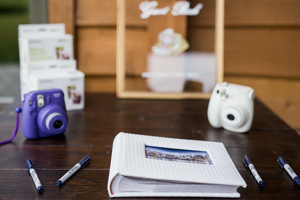 Five Wedding Guest Book Ideas