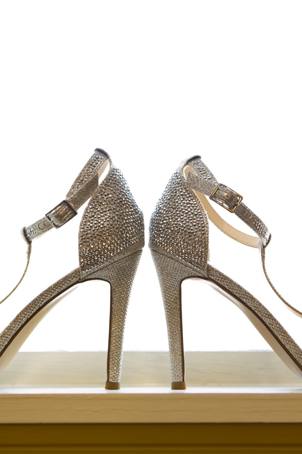 Where to find bling Wedding shoes