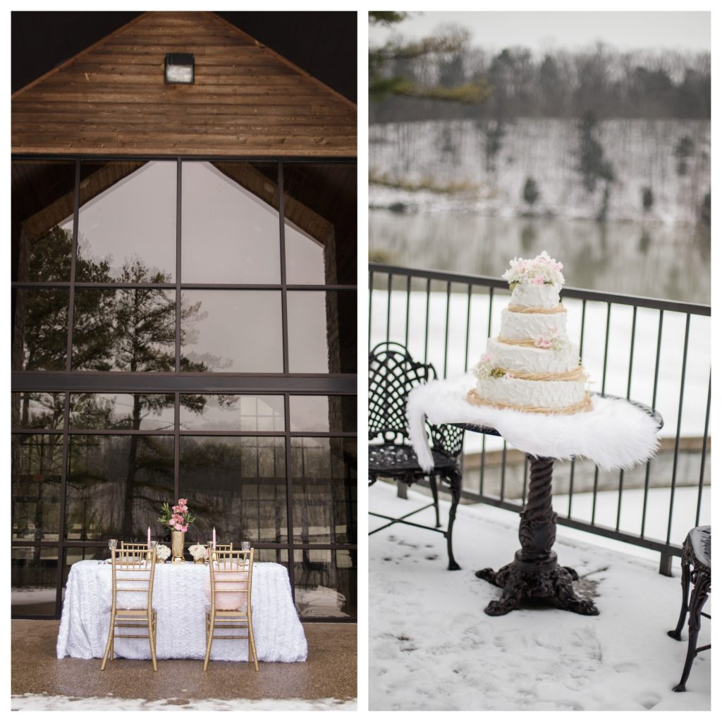 winter styled shoot | LeeHenry Events
