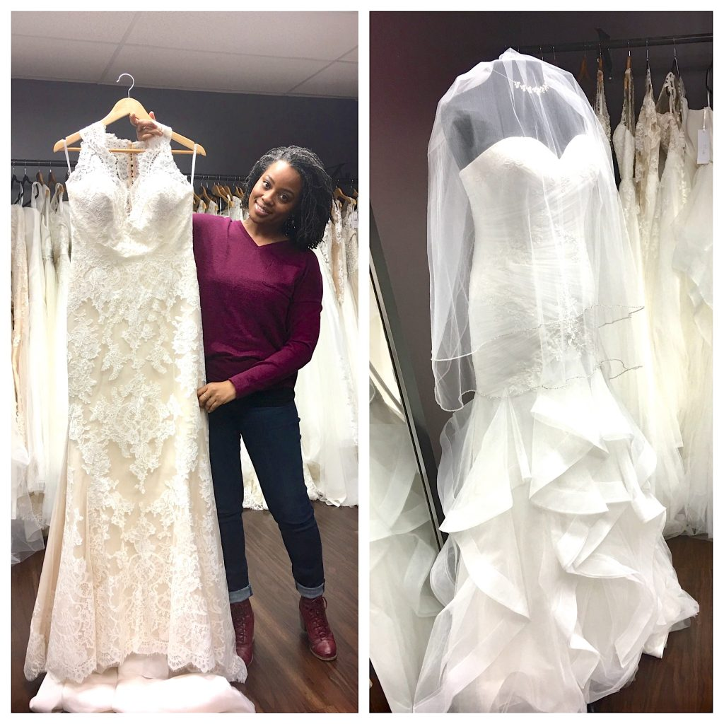 What To Bring to Your Wedding Dress Fitting | LeeHenry Events