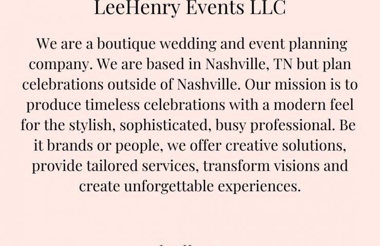 Nashville-party-planner
