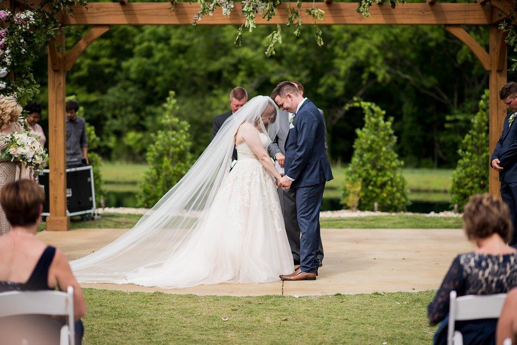Creating An Intimate Backyard Wedding | Nashville Wedding Planner