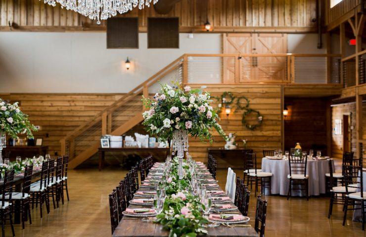 Arrington Wedding | LeeHenry Events