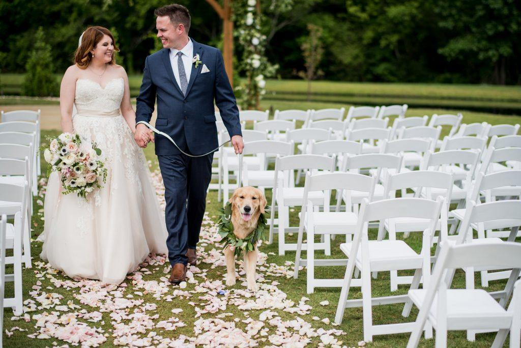 Wedding in Arrington, TN | LeeHenry Events