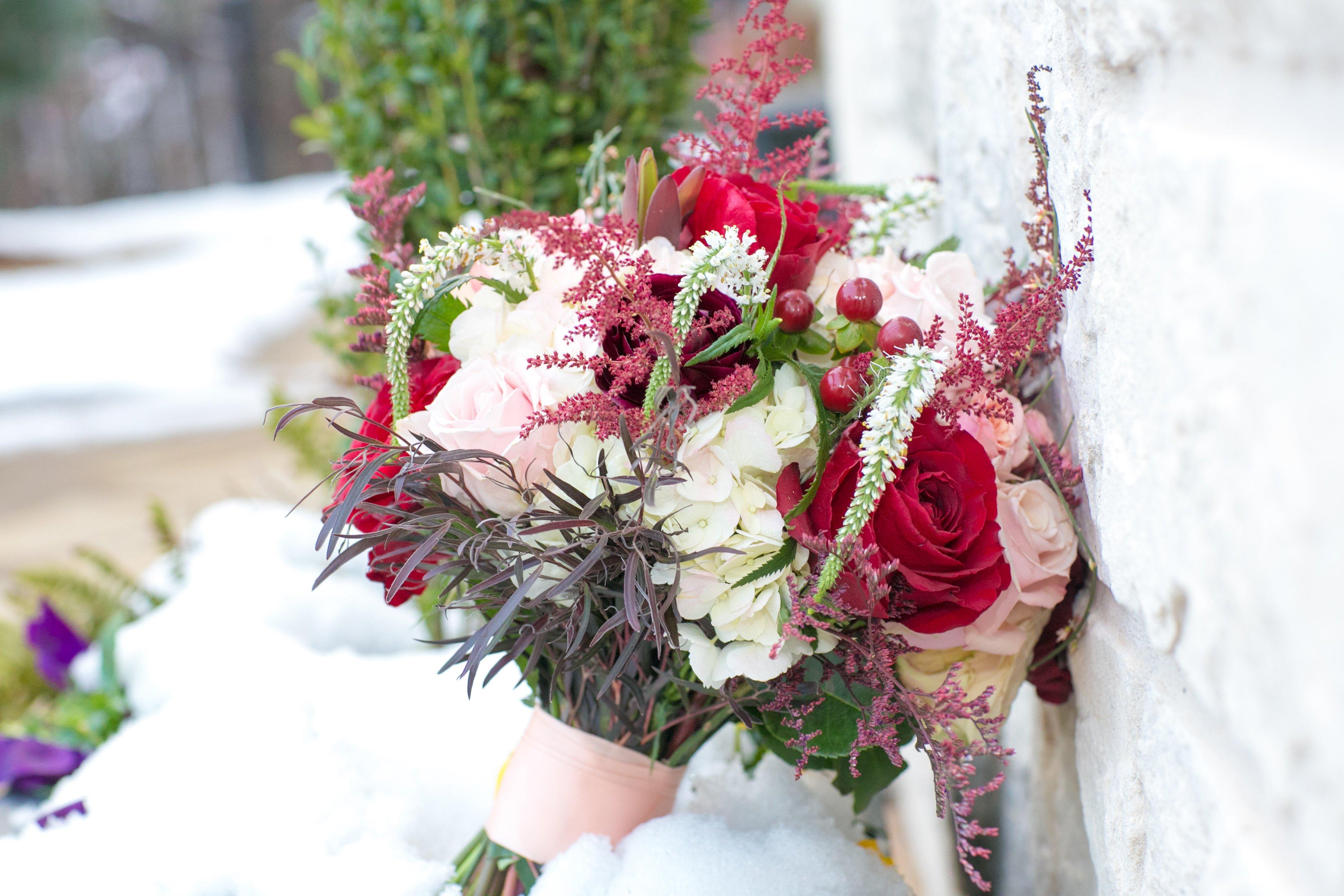 Bride's Bouquet Ideas | LeeHenry Events