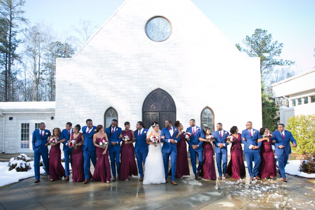 Taun Henderson Photography Wedding party