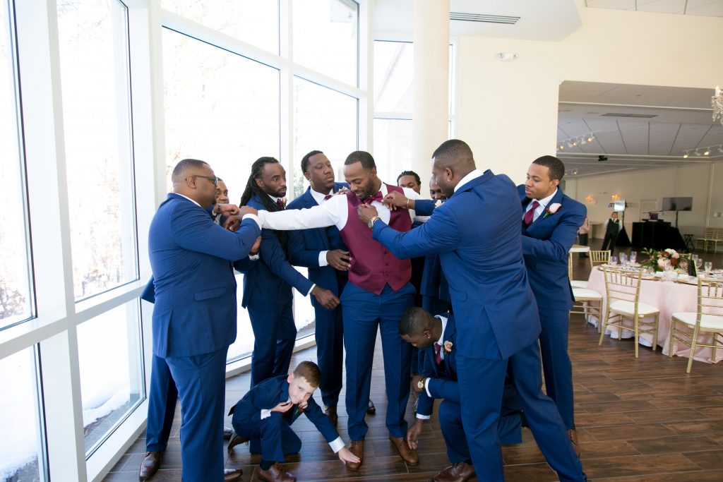 Anticipation of Wedding A Groom's Edition - LeeHenry Events