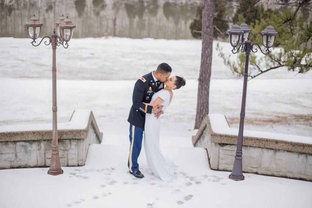 Winter Wedding Styled Shoot - Luxury Rose | LeeHenry Events