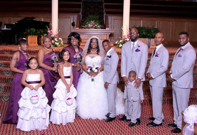 Wedding: Freddrick and Sabrina | Jonathan's Photography