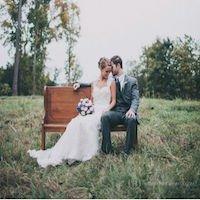LeeHenry Events Wedding Couple