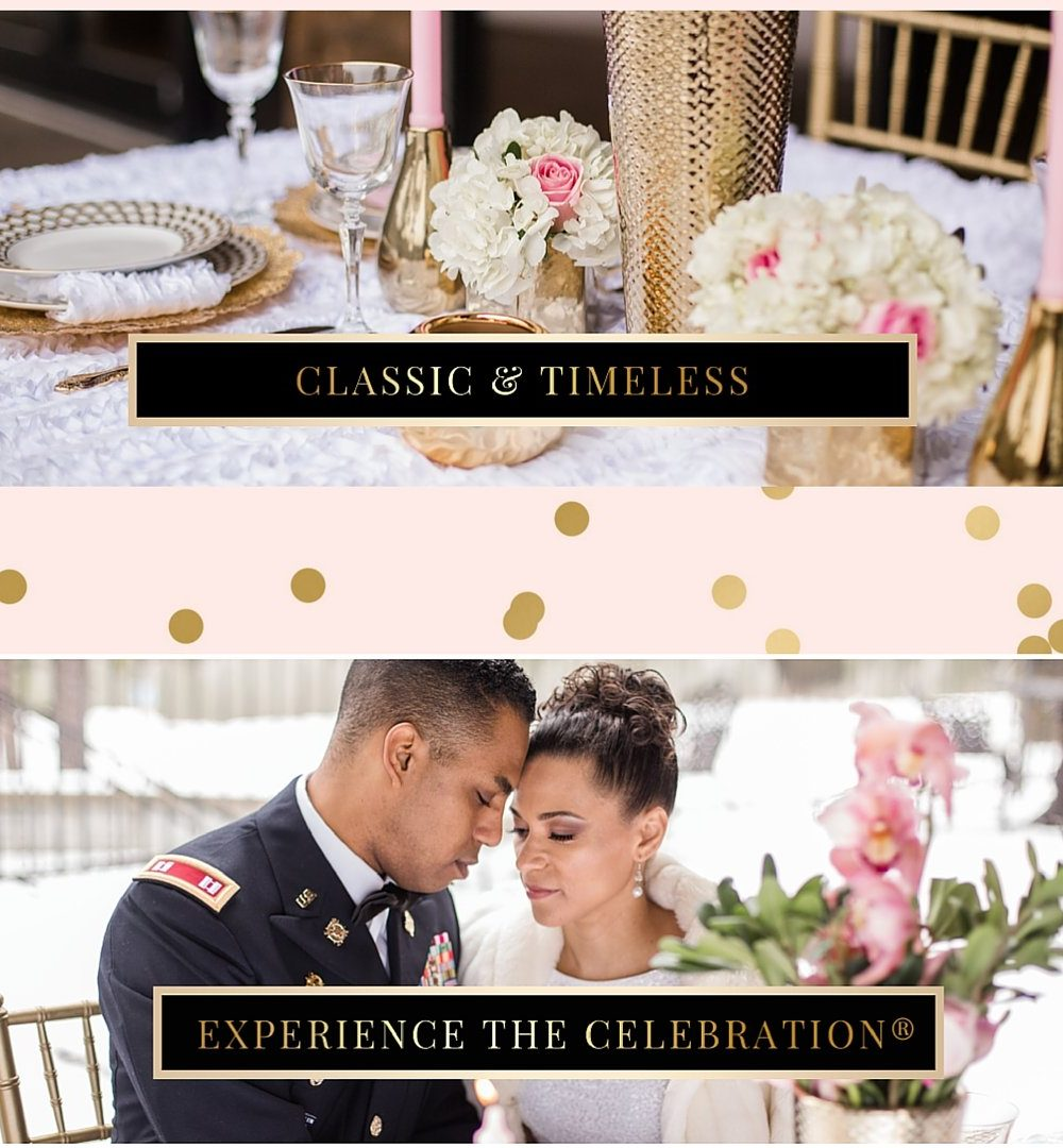 New Modern, Classic and Timeless Brand for LeeHenry Events LLC