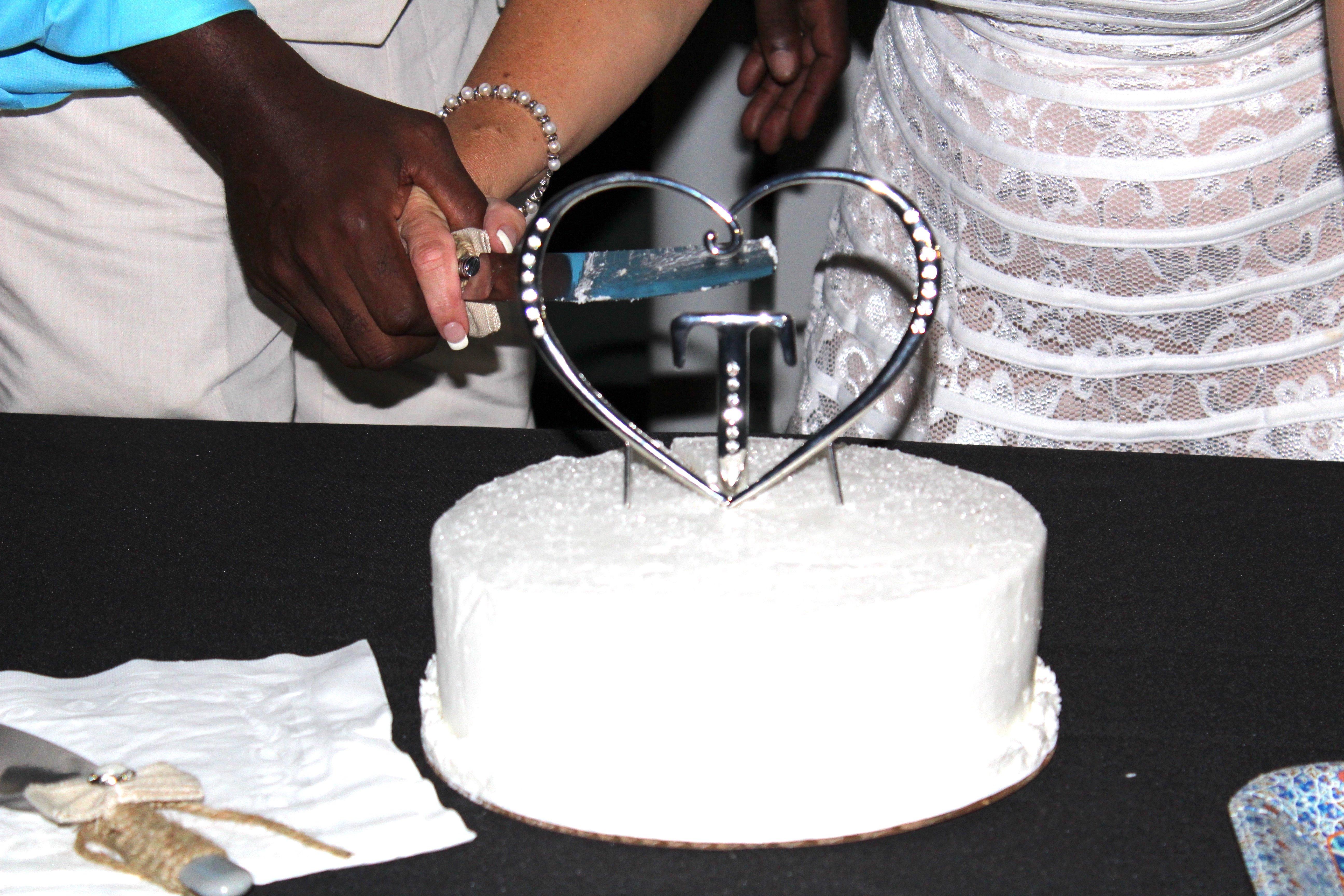 Wedding Cake Jekyll Island