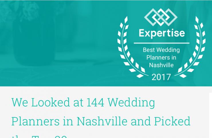 Nashville Best Wedding Planners