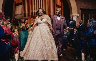 Wedding at Clementine Hall Nashville