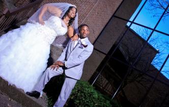LHE Wedding: Freddrick + Sabrina