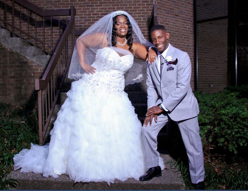 Purple Wedding in Nashville