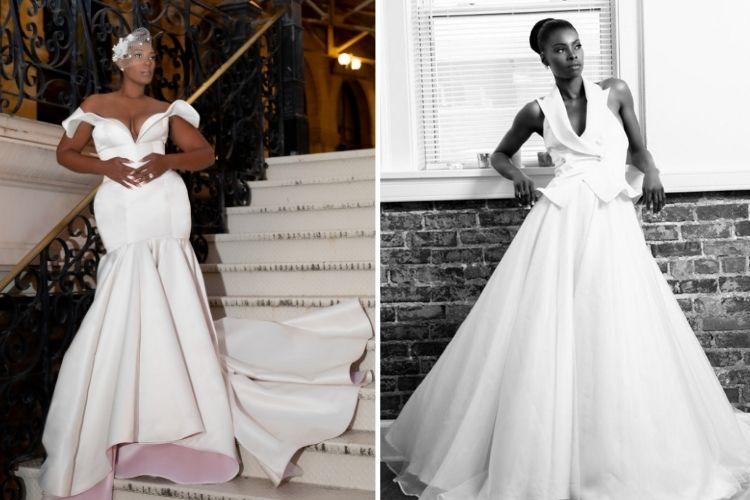 how to choose a custom wedding dress