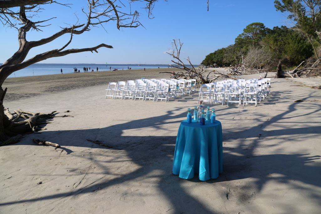 Pictures of Jekyll Island Wedding