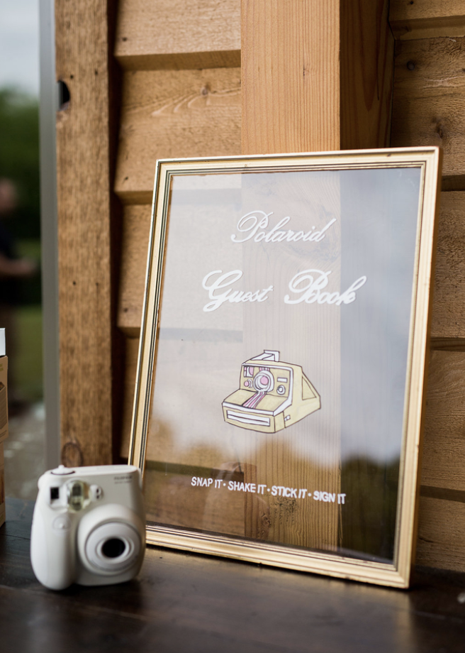 Guest book ideas for weddings