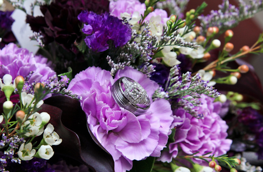 Purple Wedding in Nashville | LeeHenry Events