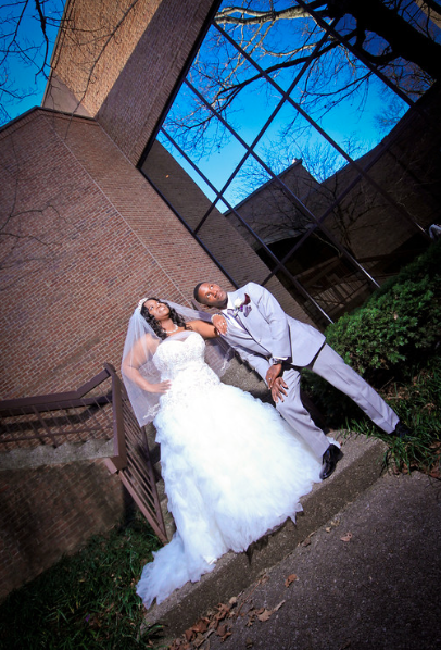 Nashville Bride and Groom | LeeHenry Events