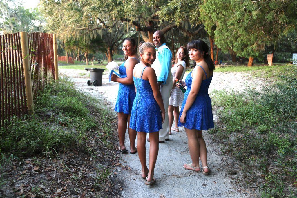 Wedding on Jekyll Island