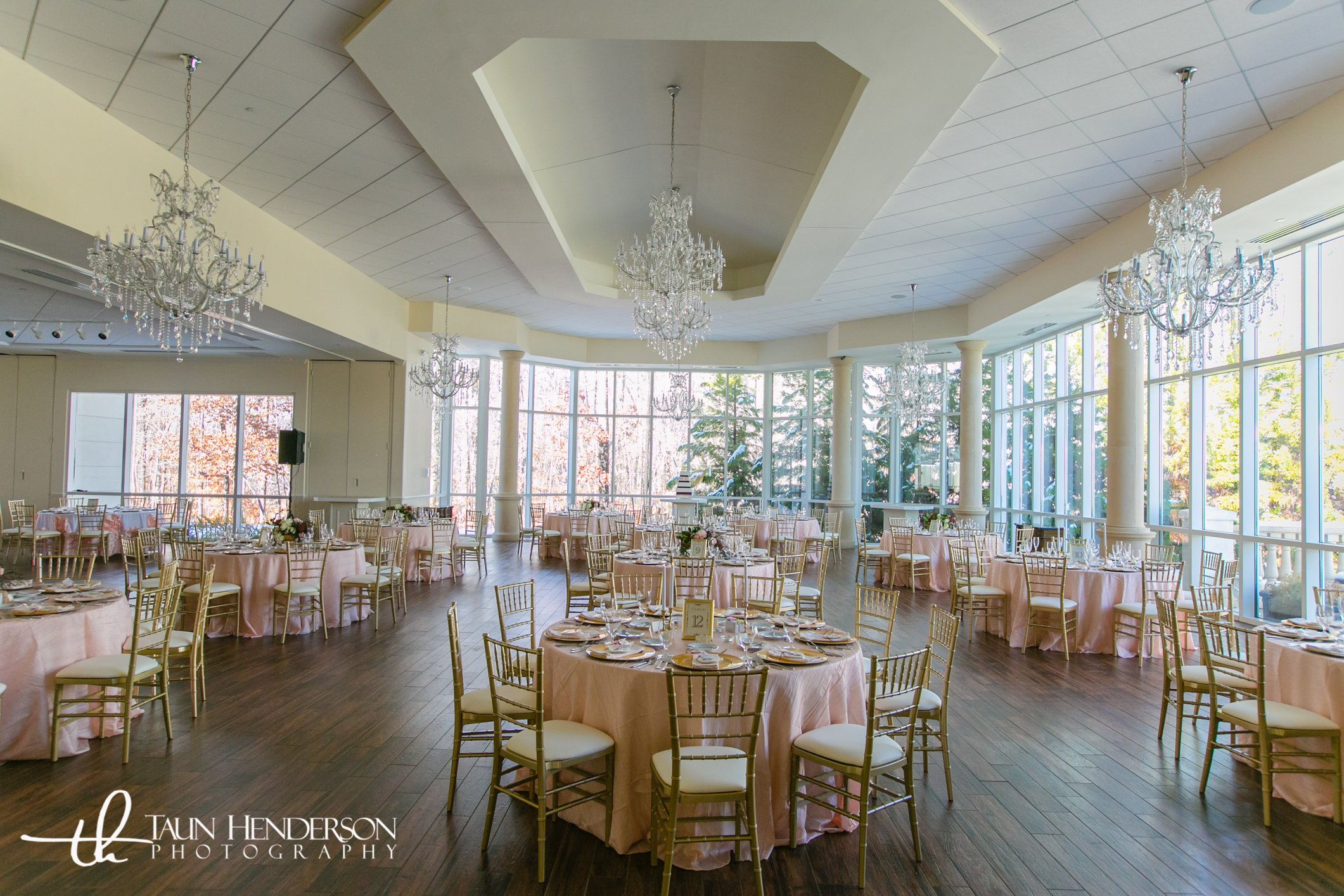 Blush and Gold Wedding | LeeHenry Events