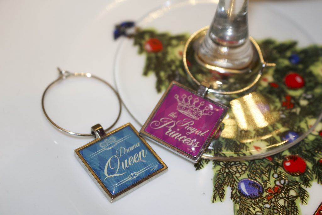 Wine glass tags | LeeHenry Events