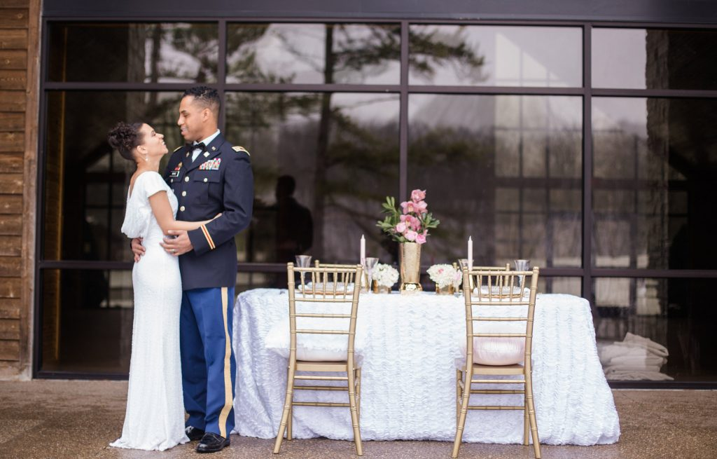 What to know when planning a military wedding