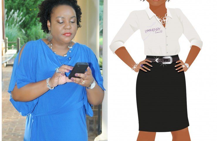Tennessee Event Planner Tanza Cooper's photo and virtual