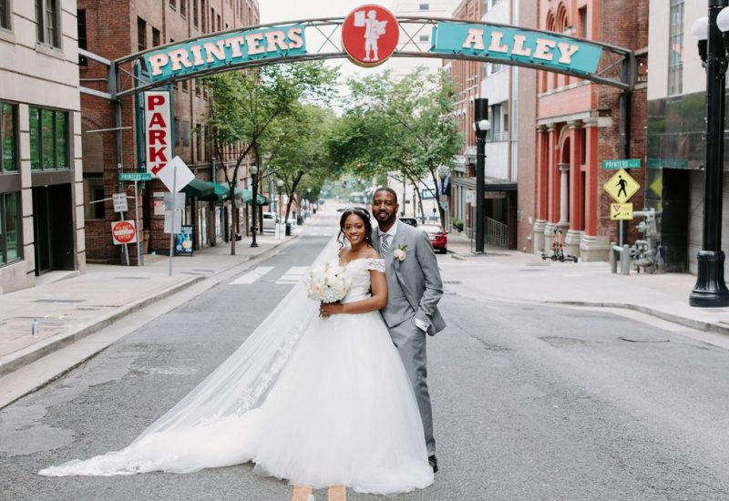 Wedding: Darius and Kristen | Roots of the Rose Photography