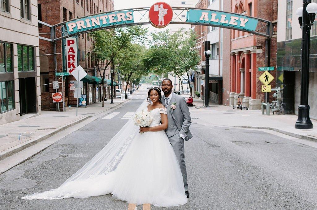 Nashville Wedding | LeeHenry Events