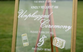 What Is An Unplugged Wedding?