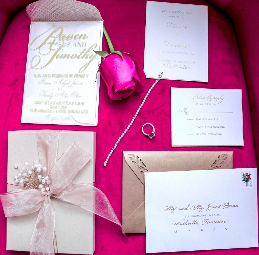 How much should I spend on wedding stationery