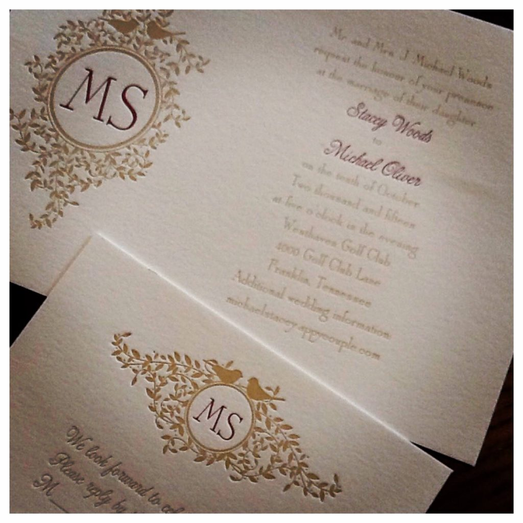 What to know about your wedding invitations | LeeHenry Events
