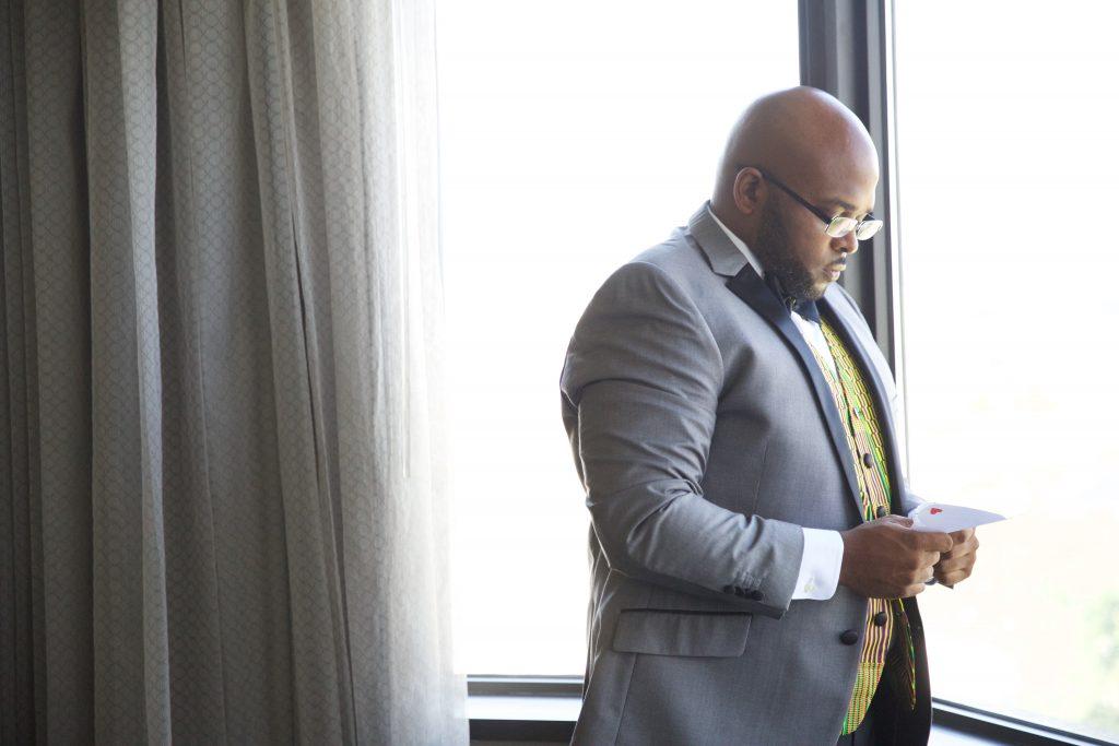 Groom Photos for Atlanta Wedding