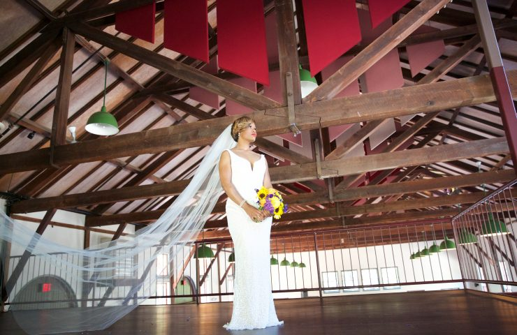 Trolley Barn Atlanta Wedding | LeeHenry Events