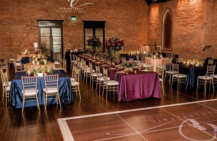 Add details to your wedding | LeeHenry Events